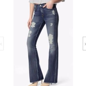 7 for all mankind High Waisted VIntage Bootcut